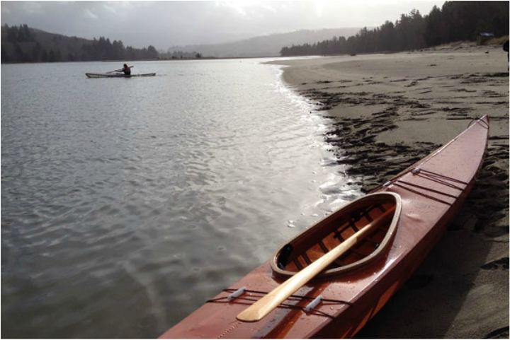 Cape Falcon Kayak F1