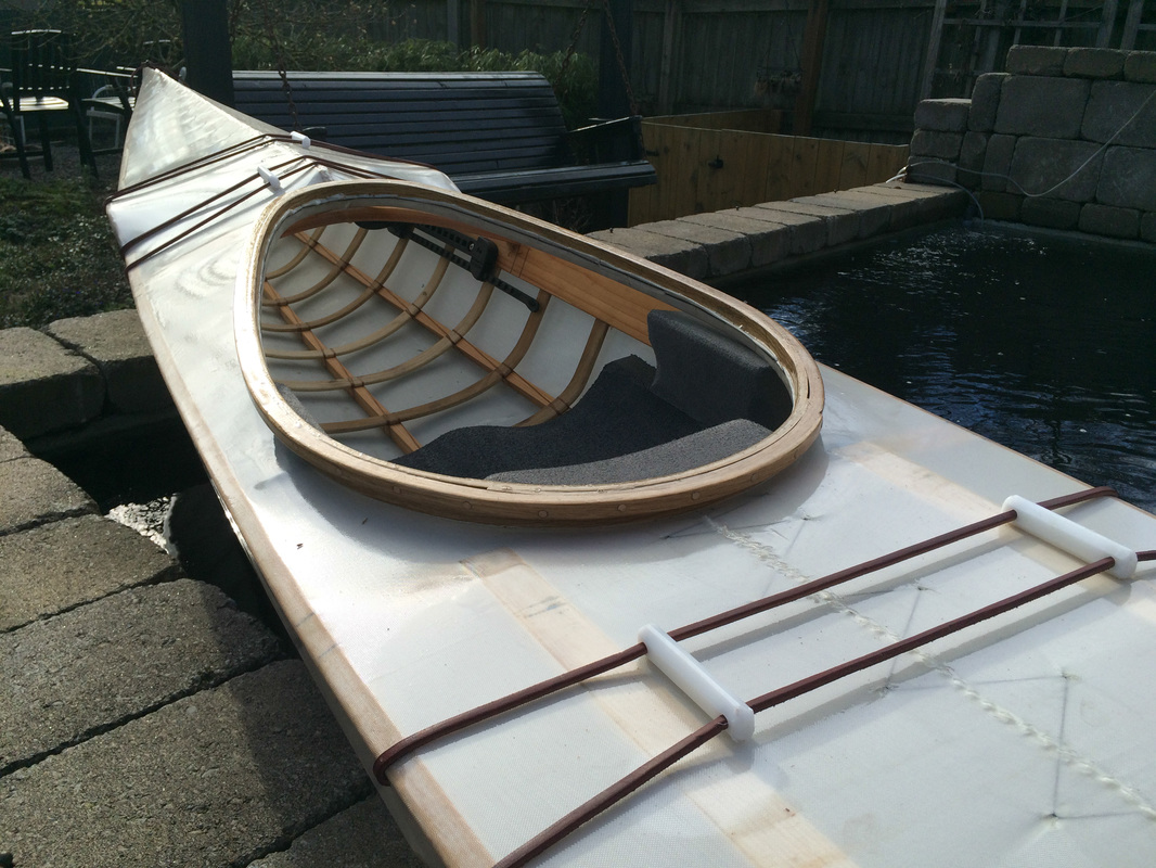 Skin on Frame Boats for Sale - Cape Falcon Kayak
